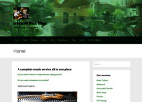 greenbankmusic.com