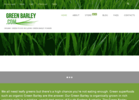 greenbarley.com