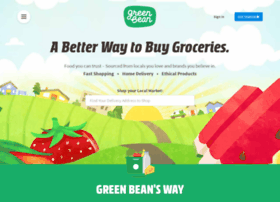 greenbeandelivery.com