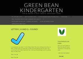 greenbeankindergarten.wordpress.com