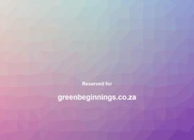 greenbeginnings.co.za