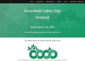 greenbeltlaborday.com