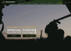 greenberetfoundation.org