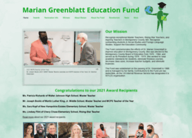 greenblatteducationfund.org