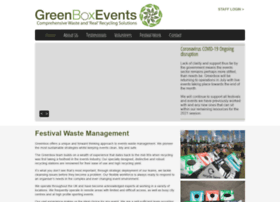 greenboxevents.co.uk