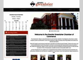 greenbrierwvchamber.org
