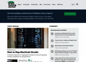 greenbuildingadvisor.com