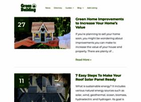 greenbuildingcanada.ca