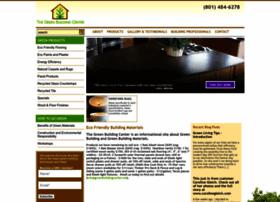 Greenbuildingcenter.net