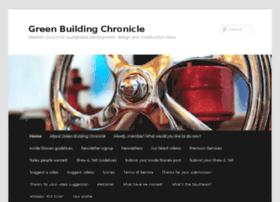 greenbuildingchronicle.com