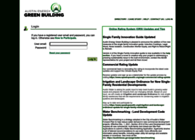 greenbuildingsystem.austinenergy.com
