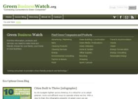 greenbusinesswatch.org
