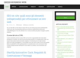 greenbusinessweb.it