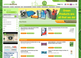 greenbuying.co.uk