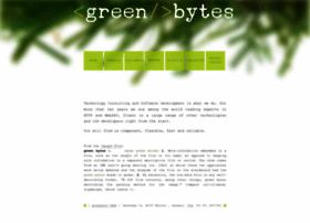 greenbytes.de