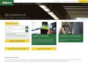 greencard.metrotas.com.au