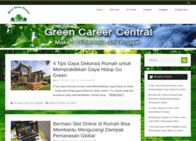 greencareercentral.com