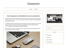 greencert.ro