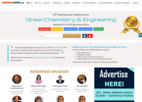 greenchemistry.conferenceseries.com