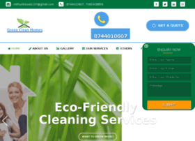 greencleanhomes.in