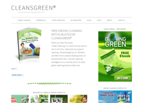 greencleaningproductsllc.com