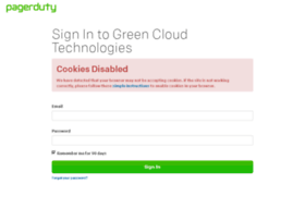 greencloud.pagerduty.com