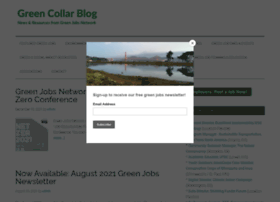greencollarblog.org