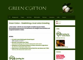 greencotton.org