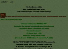 greencovespringsprocessserver.com