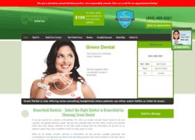 greendentalsmiles.net