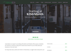 greendesk.com