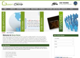 greendomewebservices.com