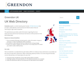 greendon.co.uk
