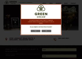 greendreamcannabis.com