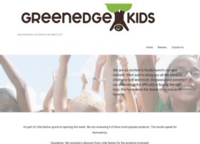 greenedgekids.com