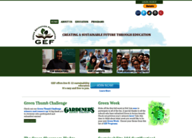 greeneducationfoundation.org
