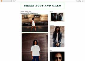 greeneggsandglam.blogspot.com