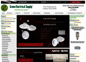 greenelectricalsupply.com