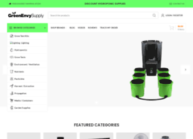 greenenvysupply.com