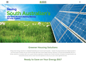 greenerhousingsolutions.com.au