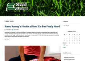 greenessene.com