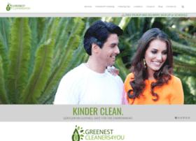 greenestcleaners4you.com