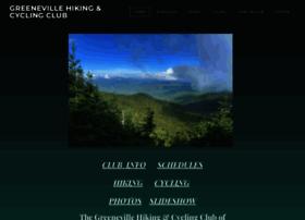 greenevillehikingclub.com