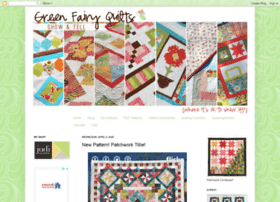 greenfairyquilts.blogspot.com