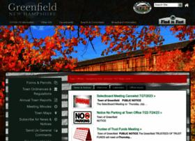 greenfield-nh.gov