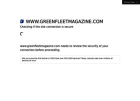 greenfleetmagazine.com