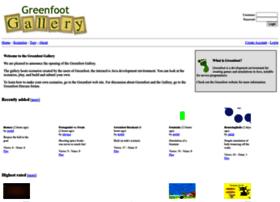 greenfootgallery.org