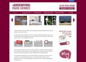 greenfordparkhomes.co.uk