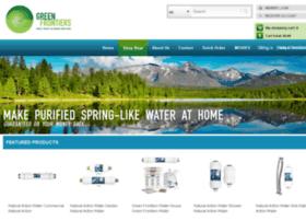 greenfrontierswater.com