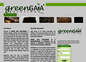 greengaiasolutions.com